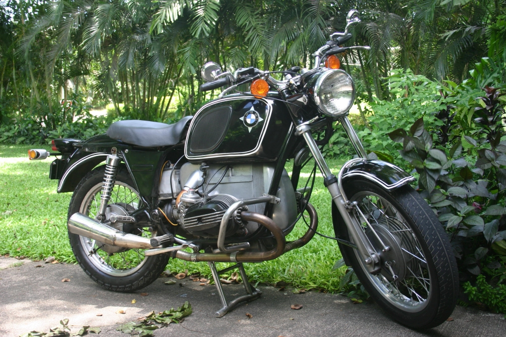 Magayon Bmw R75 5